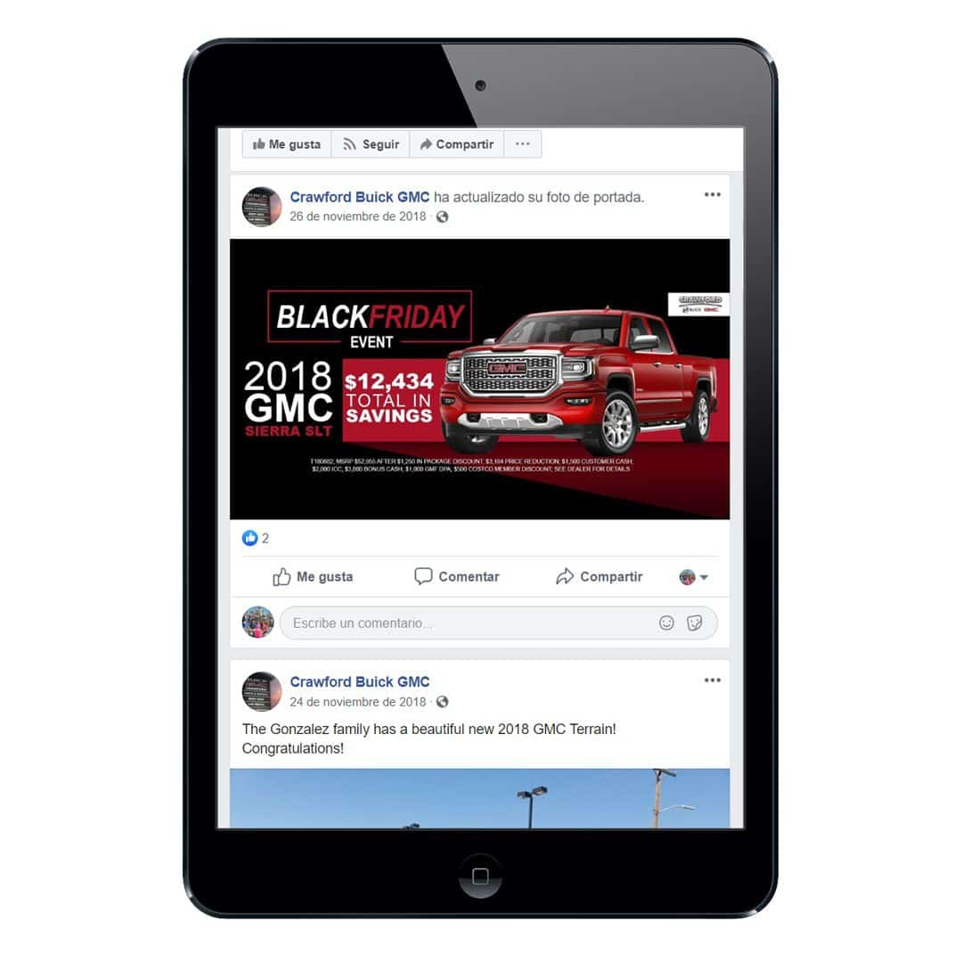 crawford buick gmc evolve 7 digital marketing crawford buick gmc evolve 7 digital